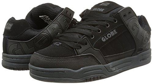 Hommes Skateboard Noir De Tilt Chaussures 10864 Globe Pour Xvwc1