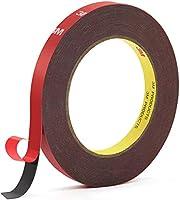 3M Double Sided Tape, HitLights Heavy Duty Mounting Tape VHB Waterproof Foam Tape, 32ft Length, 0.39Inch Width for LED...