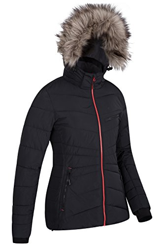 Jacket Extreme Black Womens Mountain Padded Warehouse AIR Arctic SKI Uqn06wHaT6