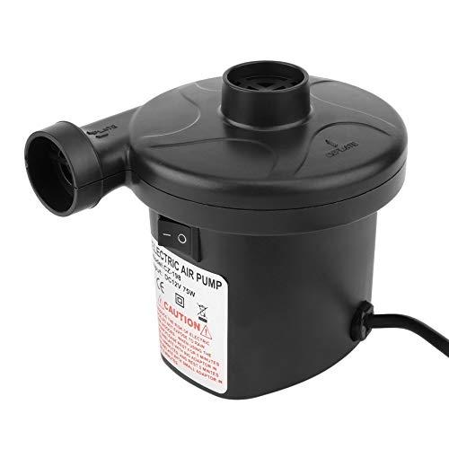 HoganeyVan Inflator Bomba de Aire el/éctrica AC de llenado r/ápido Inteligente Lo Mejor para colchones inflables inflables para ni/ños Bote Inflable Inflable y inflador para ni/ños
