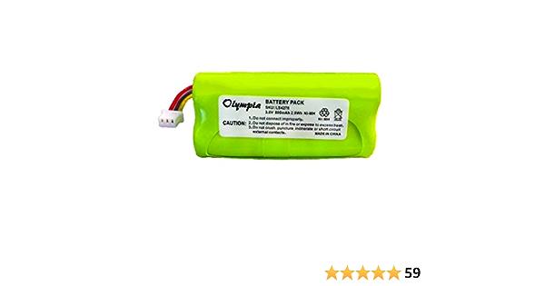 Fenzer Battery for Motorola Symbol LS4278 K35466 82-67705-01 Barcode Scanner