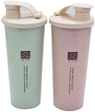 Nai-Style La proteína Frasco de Polvo Shaker Botella de Agua ...