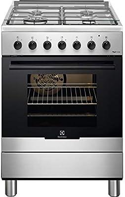Electrolux rkk61380ox Cocina Independiente Horno Eléctrico Clase A ...