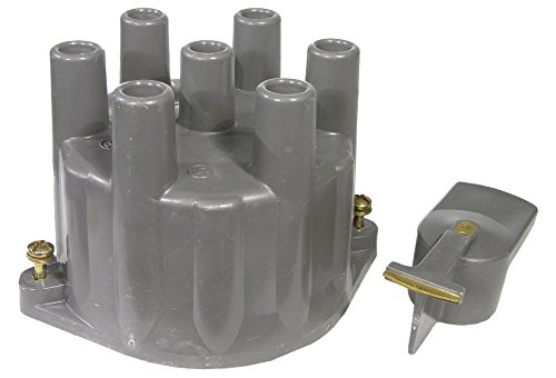 (WVE by NTK 3D1070A Distributor Cap and Rotor Kit )
