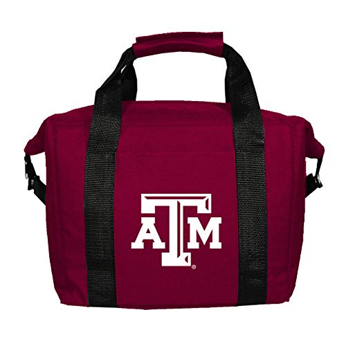 (NCAA Texas A&M Aggies Soft Sided 12-Pack Kooler Bag )