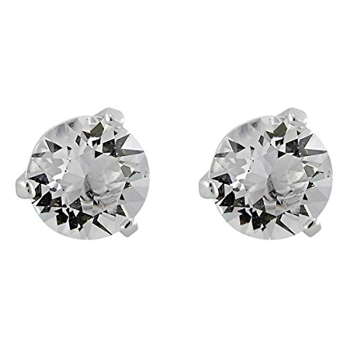 Designer Solitaire Earrings - 3