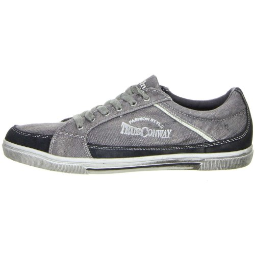 ConWay Herren Sneaker grau Grau