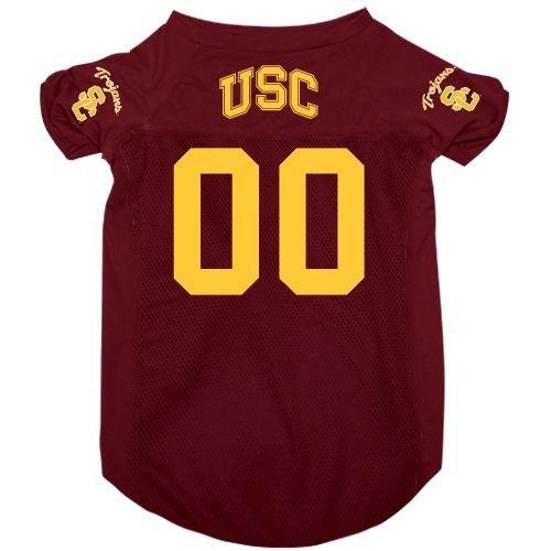 NCAA USC Trojans Pet Jersey,  Large