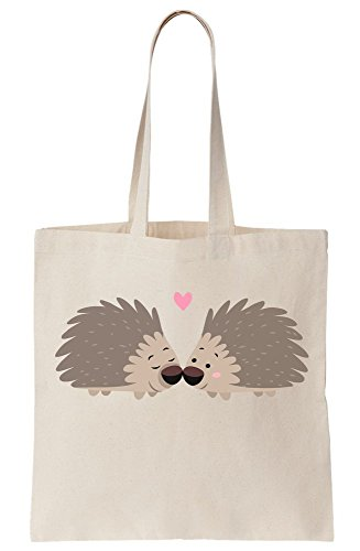Bag Each Tote Canvas Love Sharing Kisses Hedges Other fS7w4