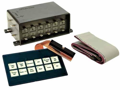Seachoice Flex Membrane Touch Pad Switch (Touchpad Membrane)