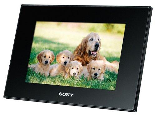 ソニー SONY デジタルフォトフレーム S-Frame D75 7.0型 内蔵メモリー256MB ブラック DPF-D75/B B0037TSB8Eブラック