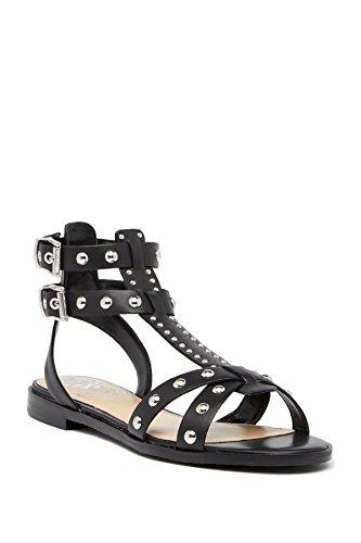 Vince Camuto Women's TANELI Studded Gladiator Sandal Black