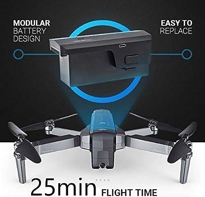 MeterMall Drones SJRC F11 Pro Lipo Batería 11.1V 2500mAh Batería ...