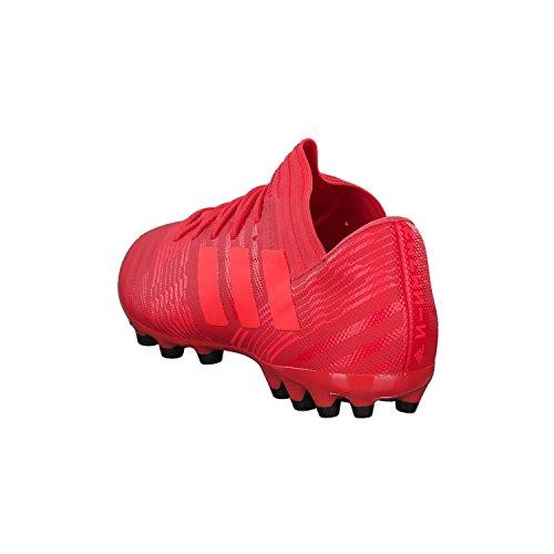 adidas Nemeziz 17.3 AG Rosso Chiaro - Colore - Rosso, Misure - 8.5 UK