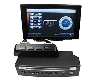 likecar 2 DIN coche navegación GPS DVD estéreo radio de coche para Discovery Land Rover Freelander
