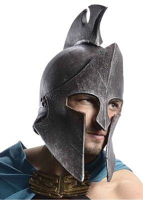 Accessory Costume 300 Licensed - Themistocles Helmet Costume Accessory