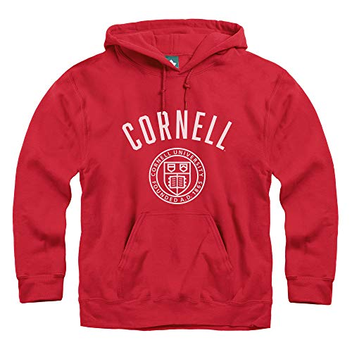 Ivysport Cornell University Hooded Sweatshirt, Legacy,, used for sale  Delivered anywhere in USA