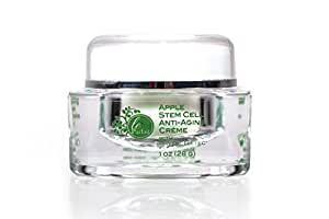LeParfait Advanced Apple Stem Cell Anti-Aging Face Cream – European Skin Care to Reverse Aging and Dramatically Reduce Fine Lines & Wrinkles, Lifts, Tightens, Moisturize and Protects Skin - 1 oz.