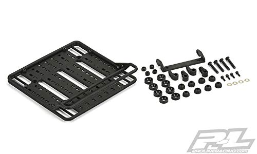 Pro-line Racing Overland Scale Roof Rack: Rock Crawlers and Monster Trucks, PRO627800