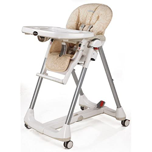 Lovely Peg Perego Prima Pappa Diner High Chair, Savana Beige