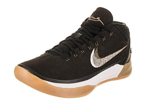 Nike Men's Kobe AD Basketball Shoe 10.5 Black