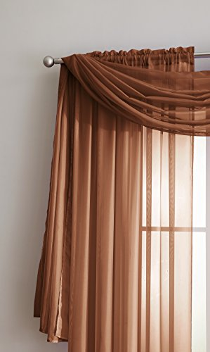 Living Room Curtains amazon living room curtains : Rust Color Living Room Curtains: Amazon.com