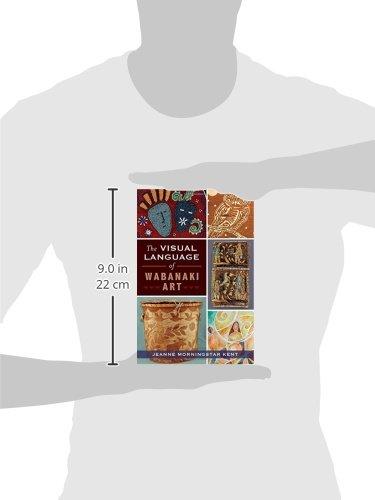 The Visual Language of Wabanaki Art (American Heritage) by The History Press