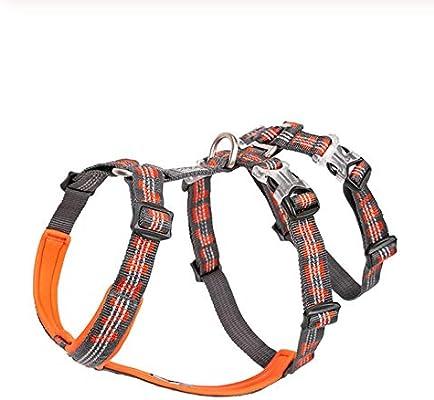Hh Collar De Arnés De Perro para Mascotas Ajustable para Perros ...