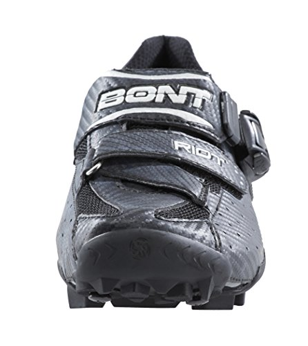 Bont Cycling Shoes Riot Mtb negro