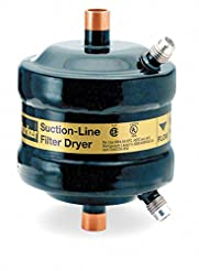 Suction Line Filter/Dryer, 3/4 Sweat I.D...