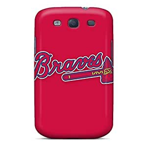 NyH27dejl Baseball Atlanta Braves 4 Awesome High Quality Galaxy S3 Case Skin