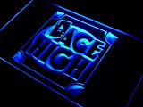 ACE HIGH Poker Room LED Sign Neon Light Sign Display i913-b(c)