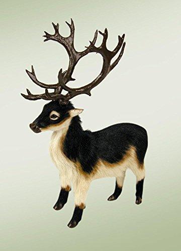 Byers Choice 12 Life-Like Standing Caribou Table Top Animal Christmas Figure