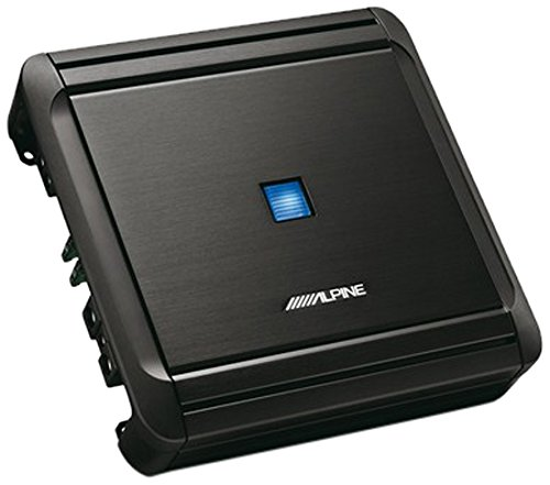 Alpine MRV-M500 Mono V-Power Digital Amplifier