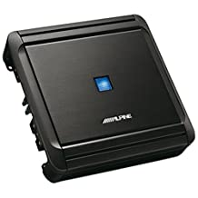 Alpine MRV-M500 Mono subwoofer amplifier - 500 watts RMS x 1 at 2 ohms