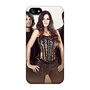 JasonPelletier Iphone 5/5s Durable Cell-phone Hard Cover Custom Trendy Aerosmith Band Pictures [jnZ12003fHmN]