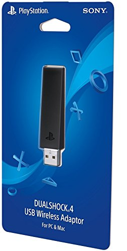 Adaptador inalámbrico Sony DualShock 4 USB