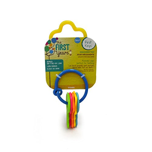 Large Product Image of The First Years Learning Curve First Keys Teether