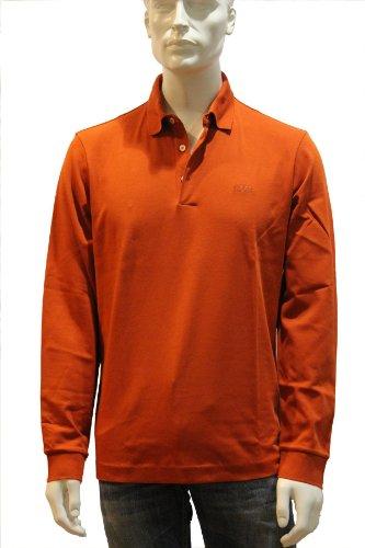 Boss Herren Sweater Parma Orange M