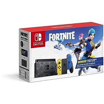Nintendo Change Fortnite Wildcat Bundle