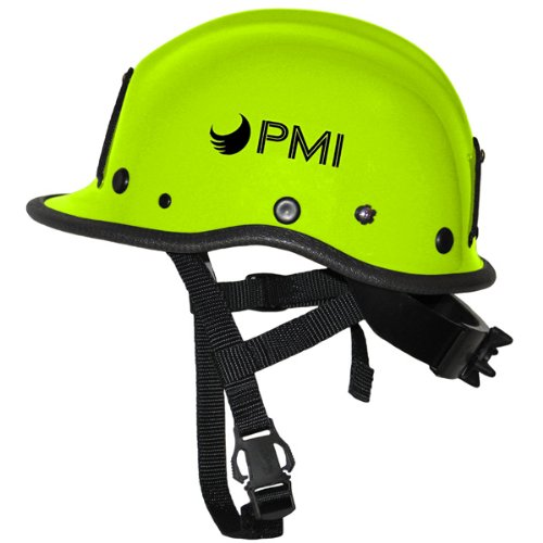 PMI Advantage NFPA Helmet-Fluorescent Green by PMI