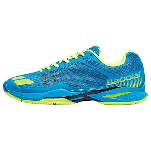 Babolat Jet Team Herren Tennisschuhe, Blau, 45