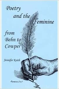 Book Poetry and the Feminine from Behn to Cowper