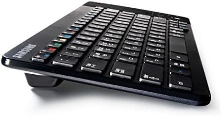 Samsung VG-KBD1000 - Teclado (Bluetooth, Hogar, Inalámbrico, Batería, LED ES6500, PDP E550, LED ES6100, PDP E550, 366 x 170 x 36 mm): Amazon.es: Informática