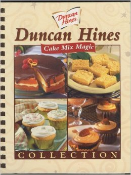 Duncan Hines Cake Mix Magic Collection