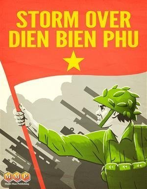 MMP: Storm Over Dien Bien Phu Board Game (Dien Bien Phu Board Game)