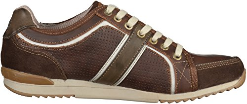 Sneakers Hommes Brun 4091 Fonc 301 32 Mustang qwSg8W