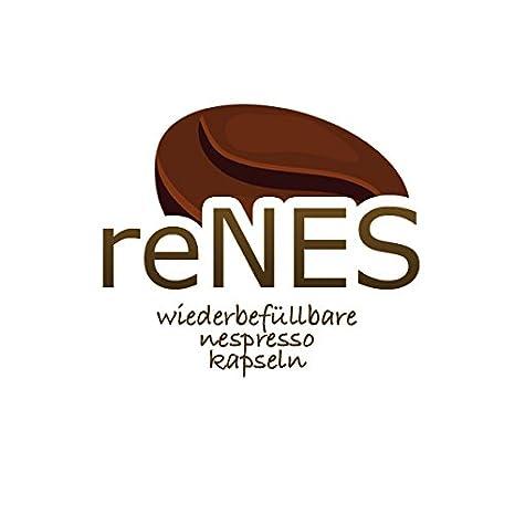 /Reutilizables /& channel24/Nespresso C/ápsulas/ /3/Unidades renes/