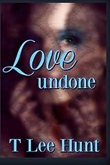 Love Undone Poetry Paperback