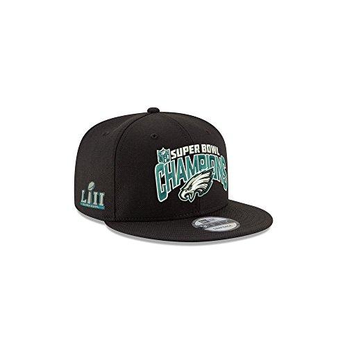 New Era 9Fifty Philadelphia Eagles Super Bowl LII Champions Adjustable Hat 5cc22d269c4a